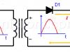 Rectificador de media onda – Circuito, Funcionamiento