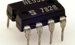 Historia temporizador 555 - Estructura interna
