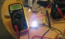 Iluminación obtenida con regulador de corriente para LED con amplificador Operacional - Electrónica Unicrom