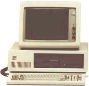 IBM PC XT. Computadora personal - Electrónica Unicrom