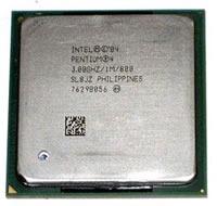 Microprocesador Intel Pentium 4 - Electrónica Unicrom