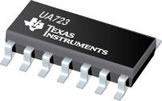 Regulador monolìtico de voltaje uA 723 - Electrónica Unicrom