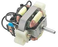 Motor eléctrico Universal – Constitución, funcionamiento, velocidad