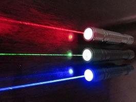 Diodo láser y Luz láser