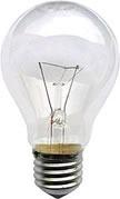 Lámpara incandescente. Elementos y construcción
