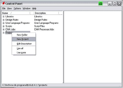 Hacer circuito impreso (PCB) con Eagle Layout Editor