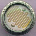 LDR, fotorresistencia, fotorresistor - Electrónica Unicrom