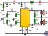 Amplificador de audio de 2 watts con TDA2822M