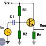 Amplificador seguidor emisor - Amplificador colector común