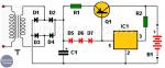 Cargador de batería de 12 voltios para auto