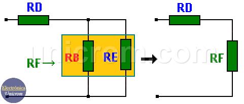 Resistencias en serie y paralelo - Simplificación de Circuitos Mixtos