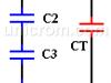 Condensadores o capacitores en serie y paralelo