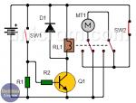 Control reversible para motor DC – Control de giro para motor DC
