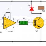 Control de temperatura con comparador y ventilador