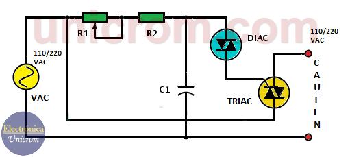 Control de temperatura para cautín o soldador eléctrico