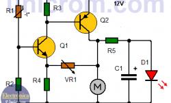 Ventilador de PC controlado por temperatura