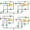 Convertidor mono - estéreo con amplificadores operacionales