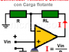 Convertidor Tensión a Corriente con Amp. Op.
