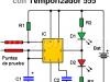 Detector de Humedad con 555 (video)