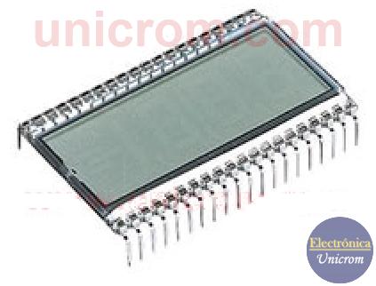 Display LCD - Display de cristal líquido