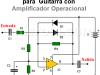 Distorsionador Fuzz para Guitarra (circuito)