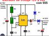 Elevador de voltaje 12V – 24V con 555