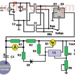 Cómo Hacer Fuente de Voltaje 4A con LM317 y Transistor?