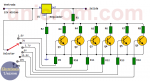 Fuente voltaje programable con LM317