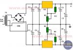 Fuente de voltaje variable de doble polaridad