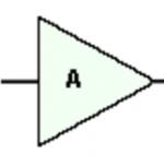 Ganancia de tensión, corriente y potencia de un Amplificador