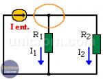 Ley de corrientes de Kirchhoff – Método de Nodos