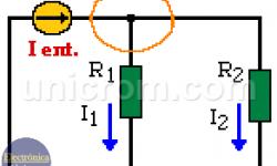 Ley de corrientes de Kirchhoff - Método de Nodos