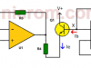 Medidor del beta de un transistor bipolar