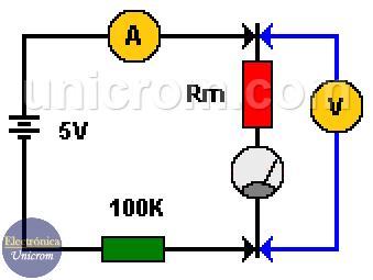 ¿Cómo medir una resistencia / resistor delicado o sensible?