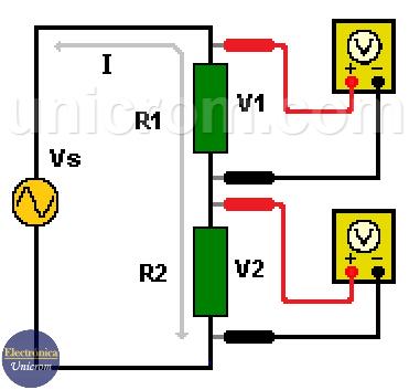 Medición de voltaje en AC - Electrónica Unicrom