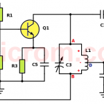 Osciladores Hartley con transistor