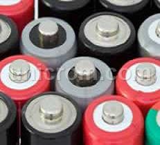 Baterías / pilas - Historia de la batería