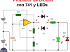 Probador de Diodos con 741 y LEDs. ¿Cómo Hacerlo?