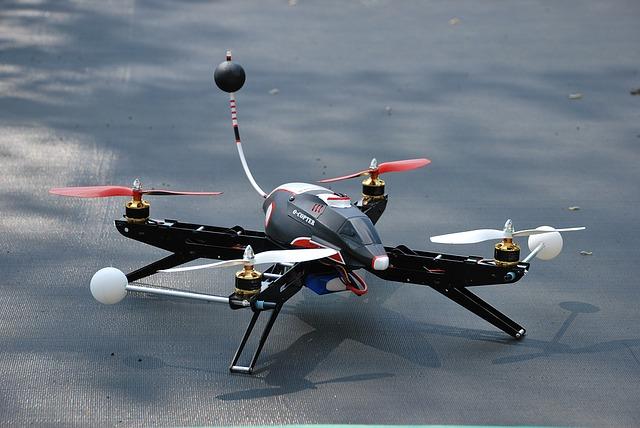 Drone - Cuadricoptero