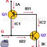 SCR (Rectificador controlado de silicio - Silicon Controled Rectifier)