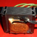 Obtener potencia del núcleo de transformador basado en la carga