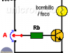 Transistor como interruptor o switch – Diseño