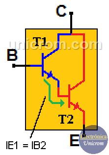 Qué es un Transistor Darlington? Cómo Funciona?