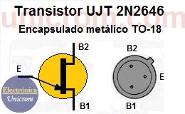Transistor UJT 2N2646