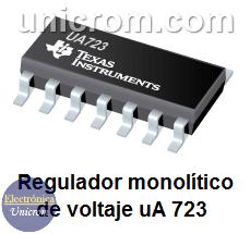 uA723 - Historia de los reguladores monolíticos de voltaje